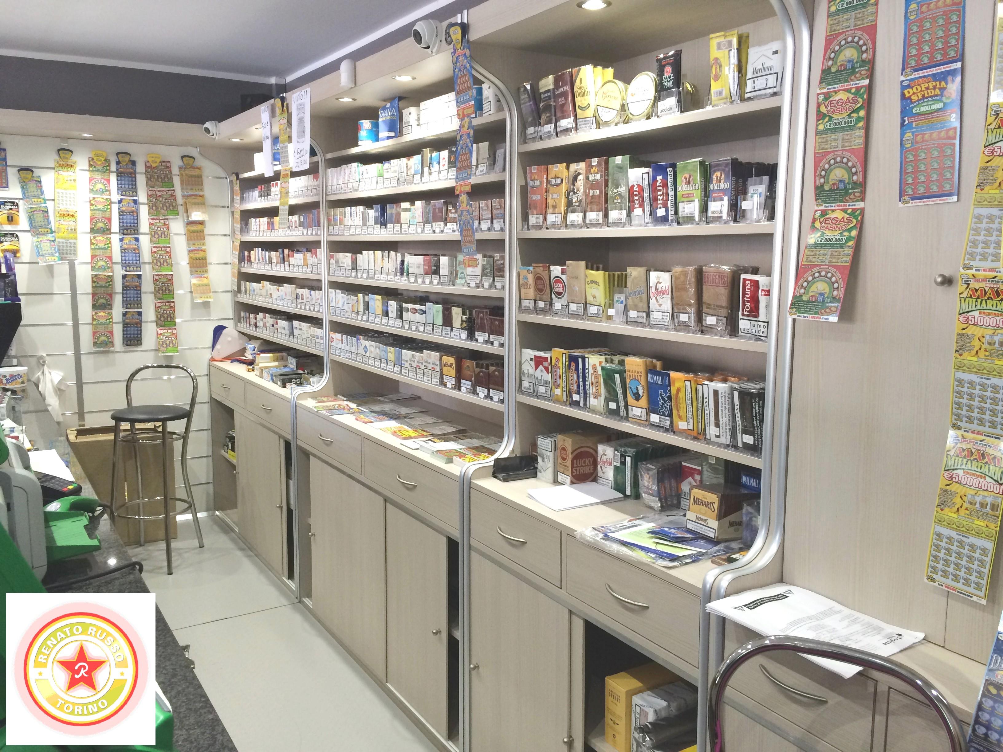 Arredamenti per tabaccherie clicca sull immagine for Arredamento bar tabacchi usato