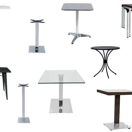 Tavoli e basi