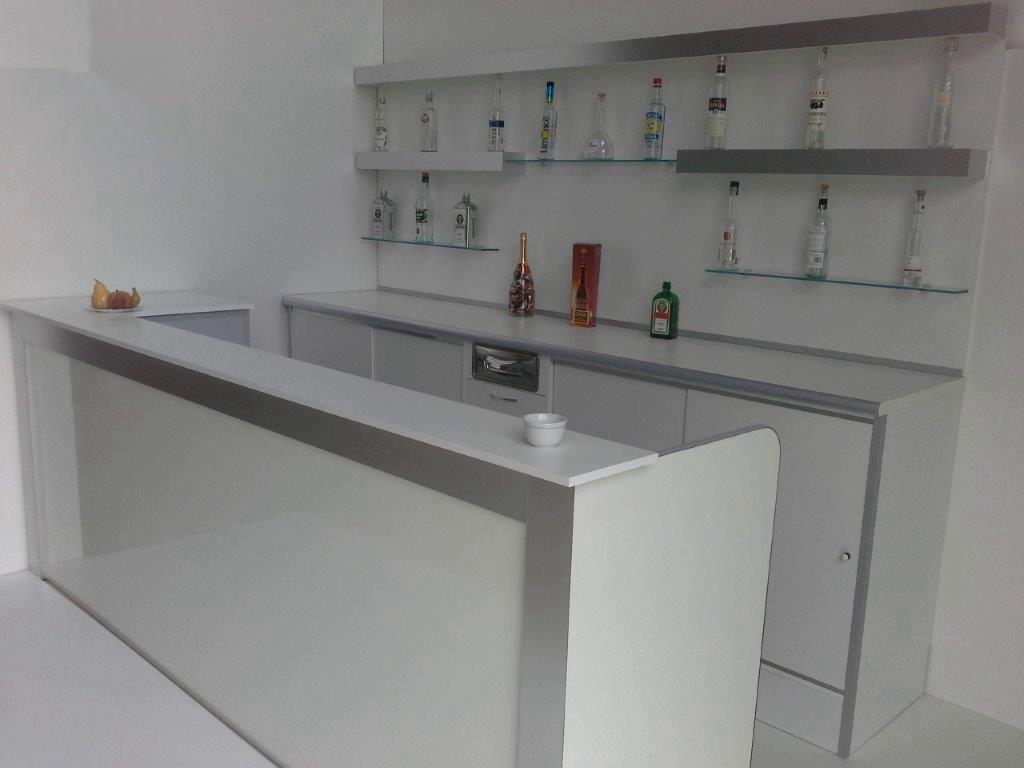 Arredamento Bar Bologna.Silver Bancone Bar Arredo Bar Banco Bar Retrobar Torino
