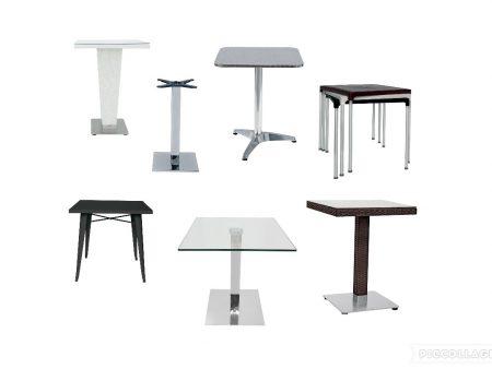 Tavoli, Top e Basi